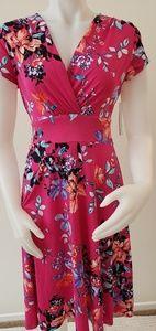 Shelby &Palmer floral print dress
